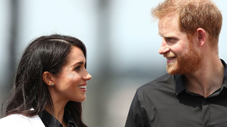 You'll recognise the new nicknames royal staff have for Harry and Meghan
