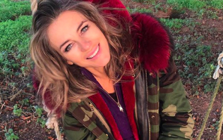 To maintain her age-less complexion, Elizabeth Hurley admits to doing this 10 times a day