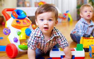 Apparently, toddlers are happier with fewer toys (yes, really)