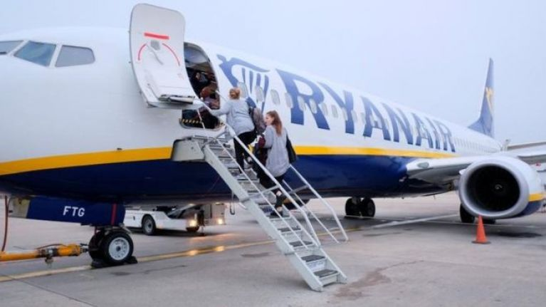 Ryanair is having a massive SALE right now with flights going for less than €10