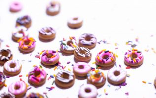 These 'elf donuts' are absolutely adorable and super easy to make with the kids