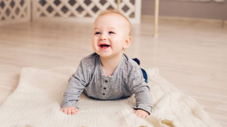 This simple trick might be the key to getting your baby to sleep more at night