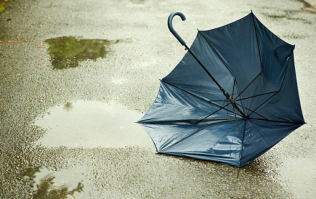 Rain, wind and two weather warnings: Today is not looking good