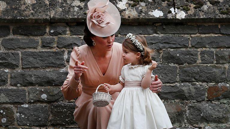 Kate Middleton has an adorable nickname for her daughter Princess Charlotte