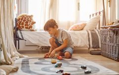 Have toy cars all over your house? You'll LOVE this tidying hack