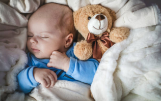 WIN a crib and rocking chair to cosy up your baby's nursery