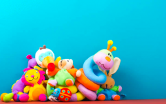 Study finds having less toys leads to a better playtime for your children