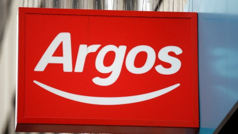 Argos issues recall on baby item due to safety fears