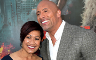Dwayne Johnson surprised his mum with a touching present on Christmas Day