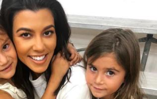 Kourtney Kardashian is facing backlash for her daughter's Gucci school shoes