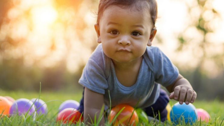 Due this month? Science says April babies have TWO major advantages