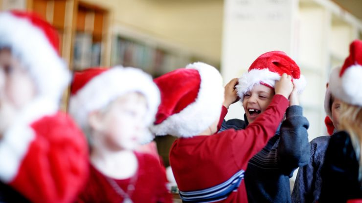Parents will not be able to attend school concerts or nativity plays this year