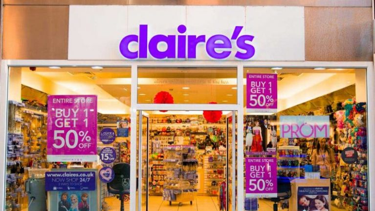 Claire's employee quits after saying she was told to pierce the ears of a 'sobbing' child