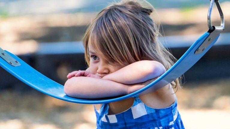 The WORST thing you could say to a child who is throwing a tantrum
