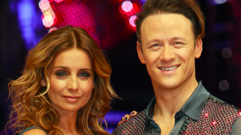 Louise Redknapp says she hasn't spoken to Kevin Clifton 'in a long time'
