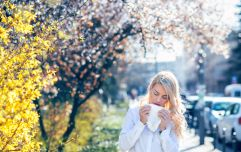 Hayfever and asthma sufferers urged to stay inside as pollen levels rise