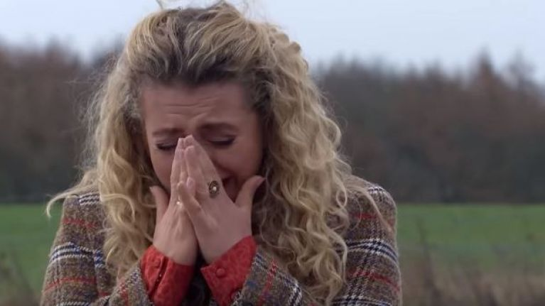 Emmerdale's Louisa Clein hints at a massive twist as Maya Stepney is exposed
