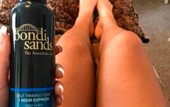 A must-have! Bondi Sands is releasing a new tan that dries in seconds