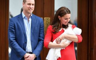 Prince William and Kate Middleton will celebrate Prince Louis' birthday early this year