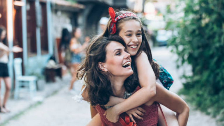 The 5-second trick that promises to make you a happier, calmer parent