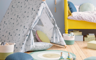 Søstrene Grene launches brand new kids interiors and baby care line next month