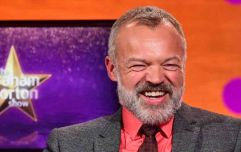 This is who's on tonight's Graham Norton and Late Late Show
