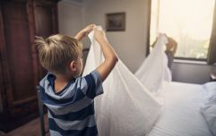 Research says that your kids *should* help out with chores at home