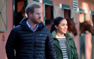 Baby Sussex will apparently go on tour with Prince Harry and Meghan Markle later this year