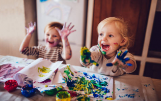 'Really happy' parents have four or more children, study finds