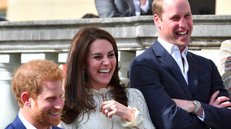 Prince Harry reveals Prince William's special nickname for Kate Middleton