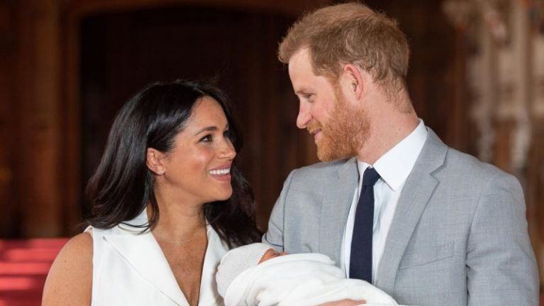 Prince Harry and Meghan Markle had one major request for their new nanny