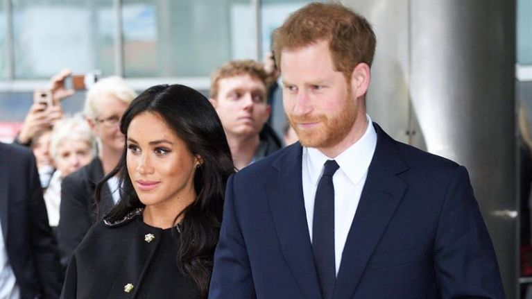 Meghan and Harry 'forced out of their home' after paparazzi took photos through windows