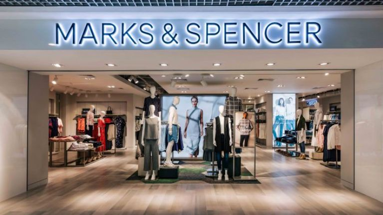 The flattering €42 M&S skirt that will go with everything in your wardrobe