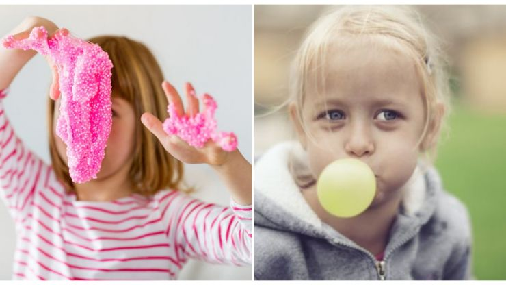 The trick for getting chewing gum out of hair all parents need to know about