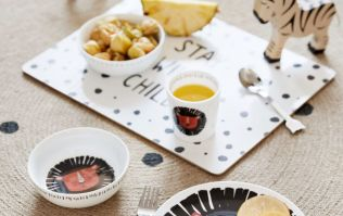 Guilt free: 10 fab pieces of tableware for kids that are not made from plastic