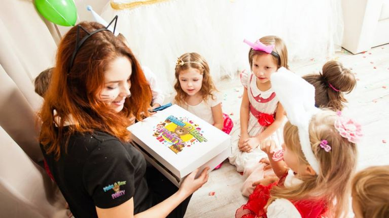 This Dublin company will bring build a bear workshops right to your home