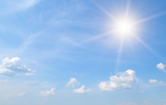 The weather forecast is looking up as Met Éireann predict high temps for the day