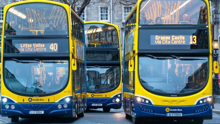 Dublin Bus is getting a 24-hour bus service which will include stops at Dublin Airport