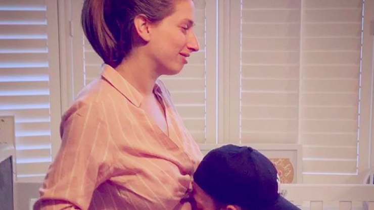 'I feel empty and hollow' Stacey Solomon shares brutally honest postpartum photo