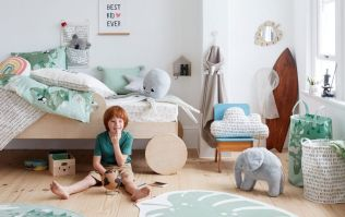Fresh, new look: 10 gorgeous – and cut-price – updates to the kids' rooms