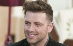 Westlife's Markus Feehily just announced he's expecting his first child