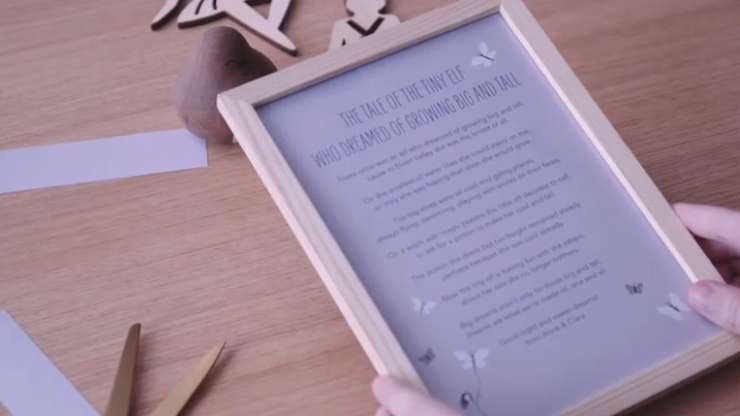 Sostrene Grene have printable fairytales for your child's room and they're FREE