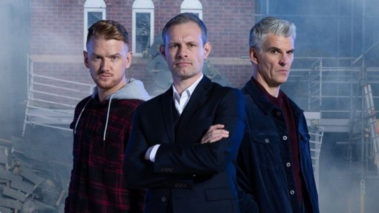 Coronation Street has narrowed down the list of Underworld roof collapse suspects