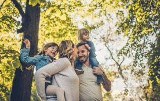 Taking family photos is scientifically proven to boost your child's self-esteem