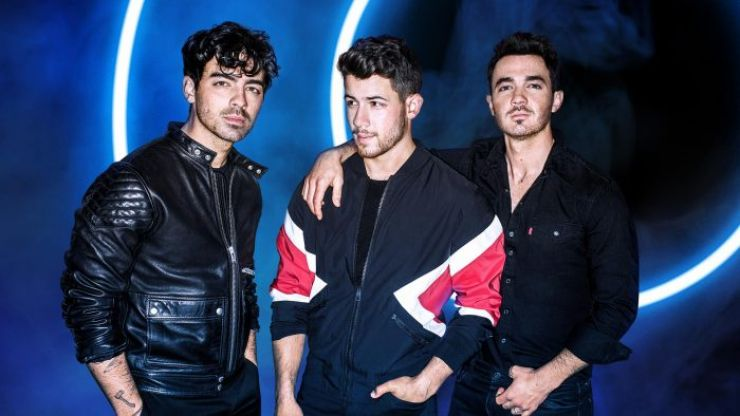The Jonas Brothers have just announced a huge Dublin concert