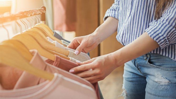 Wardrobe bursting, but nothing to wear? The GENIUS wardrobe hack that'll change your life