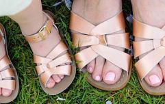 Matching mum and daughter sandals just perfect for your summer holidays