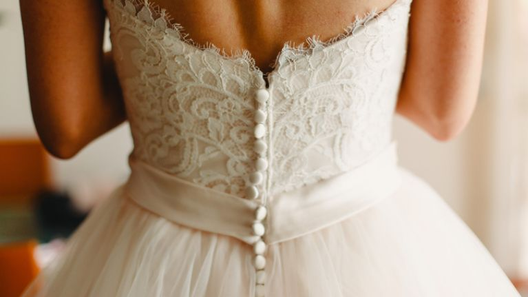 Bride asked guest to leave the wedding celebrations because her outfit was 'too white'