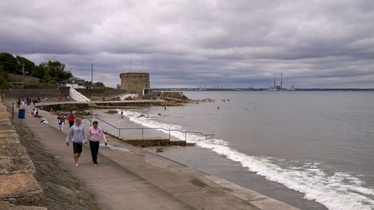 Swimming banned at south Dublin beaches due to sewerage overflow