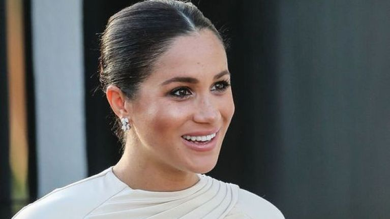 Meghan Markle is as radiant as ever on her first royal outing since giving birth